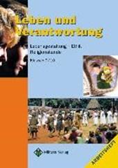 Leben und Verantwortung 10. Arbeitsheft. Brandenburg
