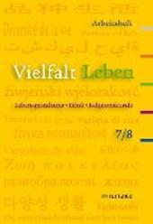 Vielfalt Leben 7/8. Arbeitsheft. Brandenburg