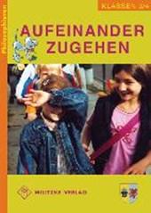 Aufeinander zugehen. Philosophieren 3 / 4. Lehrbuch. Mecklenburg-Vorpommern