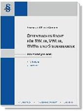 Öffentliches Recht für BWL'er, WiWis und Steuerberater