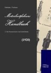 Motorbootfahrers Handbuch