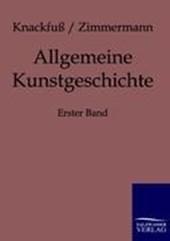 Allgemeine Kunstgeschichte 1