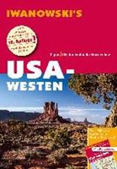 USA Westen - Reiseführer von Iwanowski