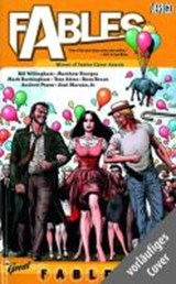 Fables | Bill Willingham |