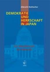 Demokratie und Herrschaft in Japan