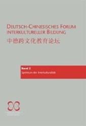 Deutsch-Chinesisches Forum interkultureller Bildung