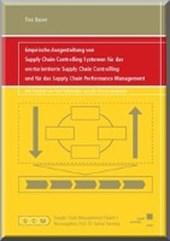Empirische Ausgestaltung von Supply Chain Controlling Systemen für das wertorientierte Supply Chain Controlling und für das Supply Chain Performance Management