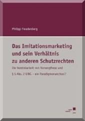 Das Imitationsmarketing und sein Verhältnis zu anderen Schutzrechten