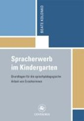 Spracherwerb im Kindergarten