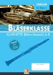 Leitfaden Bläserklasse. Schülerheft Band 1 - Klarinette