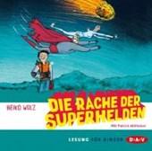 Die Rache der Superhelden (2 CDs)