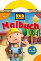 Bob der Baumeister Malbuch mit Griff