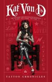 Kat Von D: The Tattoo Chronicles | Deutsche Ausgabe