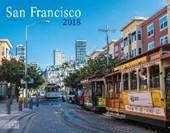 San Francisco 2018 Großformat-Kalender 58 x 45,5 cm
