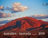 Australien 2018 Großformat-Kalender 58 x 45,5 cm