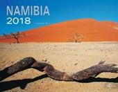 Namibia 2018 Großformat-Kalender 58 x 45,5 cm
