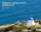 Griechenland 2018 Großformat-Kalender 58 x 45,5 cm