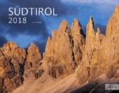 Südtirol 2018 Großformat-Kalender 58 x 45,5 cm