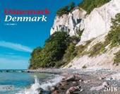 Dänemark 2018 Großformat-Kalender 58 x 45,5 cm