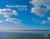 Nordsee 2018 Großformat-Kalender 58 x 45,5 cm