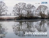 Jahreszeiten 2018 Großformat-Kalender 58 x 45,5 cm