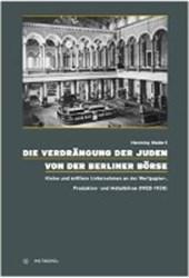 Die Verdrängung der Juden von der Berliner Börse