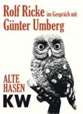 Rolf Ricke im Gespräch mit Günter Umberg
