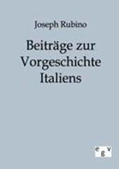 Beiträge zur Vorgeschichte Italiens