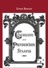 Geschichte des Preußischen Staates
