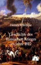Geschichte des Russischen Krieges im Jahre