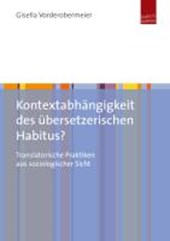 Translatorische Praktiken aus soziologischer Sicht