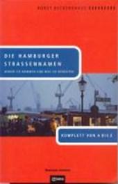 Die Hamburger Straßennamen