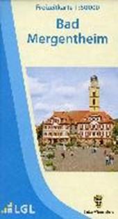Freizeitkarte Bad Mergentheim 1 :