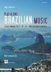 Play Along Brazilian Music (Buch & CD)