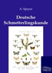 Deutsche Schmetterlingskunde
