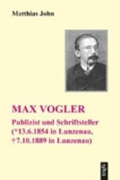 Max Vogler (* 13. Juni 1854 in Lunzenau, + 7. Oktober 1889 Lunzenau)