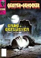 Geister Schocker-Comic 13. Grab-Geflüster