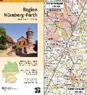 Regionalkarte 1 : 200 000 Blatt Nürnberg-Fürth
