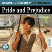 Pride and Prejudice. MP3-CD