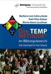 Die Temp-Methode® im Bildungsbereich