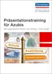Präsentationstraining für Azubis