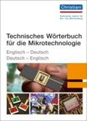 Technisches Wörterbuch für die Mikrotechnologie