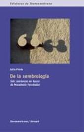 De la sombrología