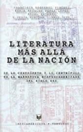 Literatura más allá de la nación