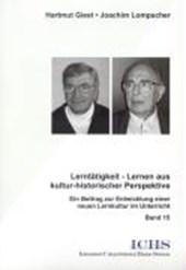 Lerntätigkeit - Lernen aus kultur-historischer Perspektive