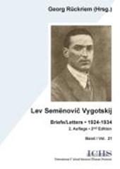 Lev Lemenovic Vygotskij