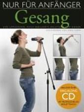 Nur für Anfänger: Gesang / Mit CD