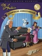 Little Amadeus Leopolds Arbeitsbuch
