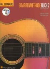 Hal Leonard Guitar Method: Book 2 (German Edition)