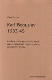 Karl-Boguslav  1933-45